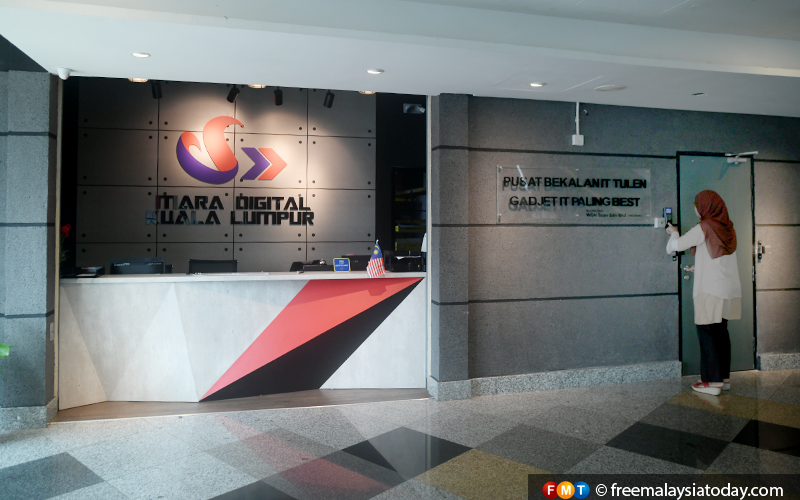 A Multiracial Future Beckons For Mara Digital Mall Free Malaysia