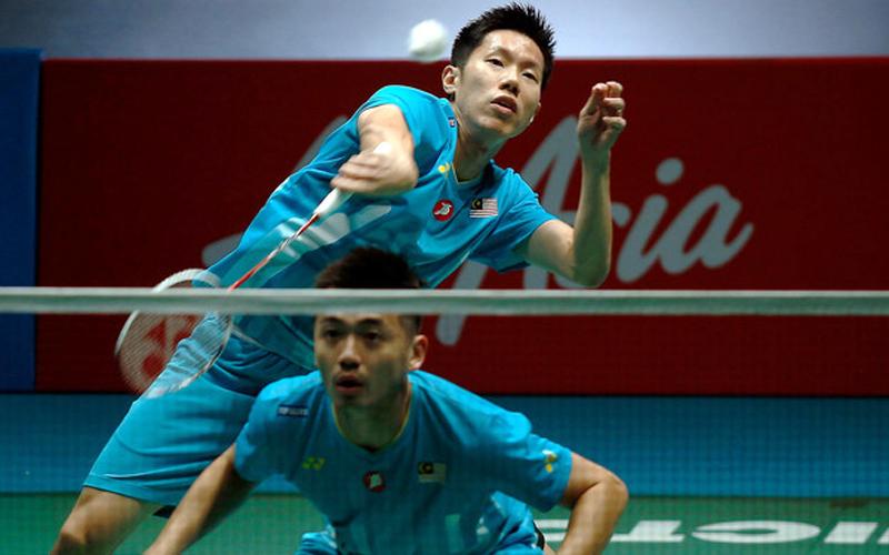Goh-Tan en finale de l'Open de Taiwan après un match difficile en demi-finale 1