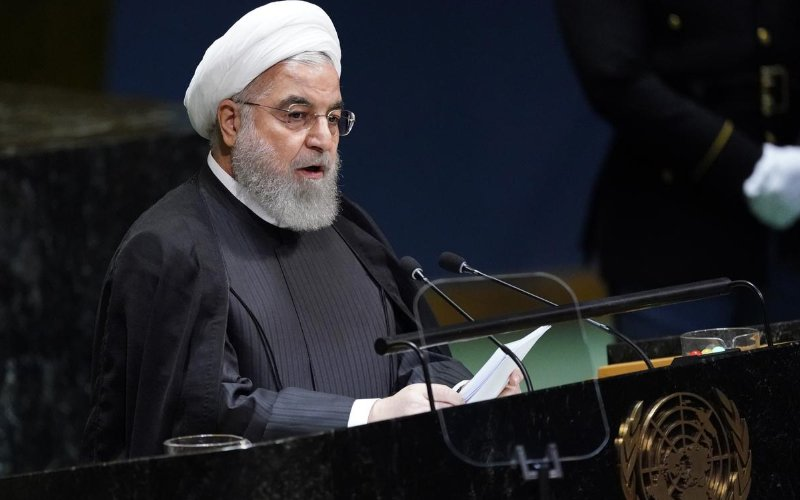 Iran's Rouhani finalizing first visit to Japan for around Dec 20