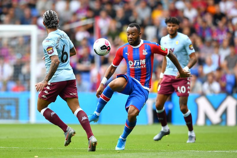 Crystal Palace beat Aston Villa 1-0