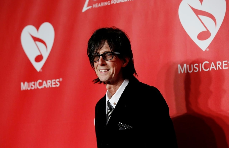 The Cars lead singer Ric Ocasek found dead in New York townhouse