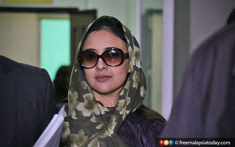 Nazrin's sister denies she wasn't close to her brother
