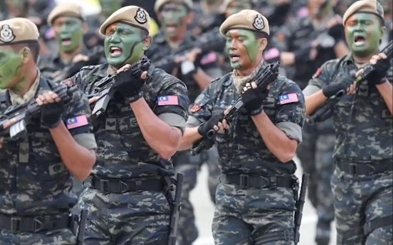 Police Want 800 More In Special Forces, Commandos