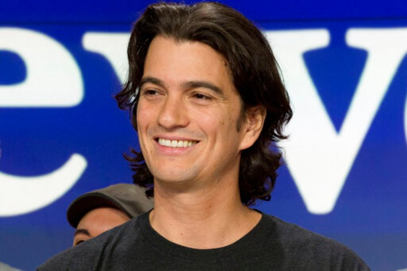 WeWork CEO to step down amid faltering IPO