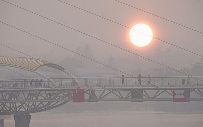 Image result for haze in kuching