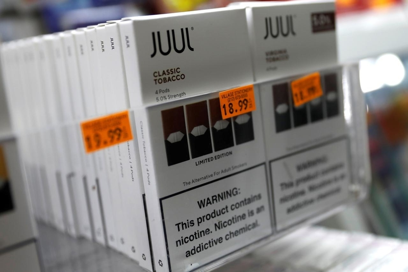 Trump moves to ban flavored e-cigarette products across the US