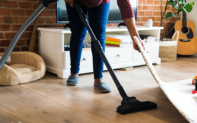 5 quick-cleaning hacks to zap your home back into shape