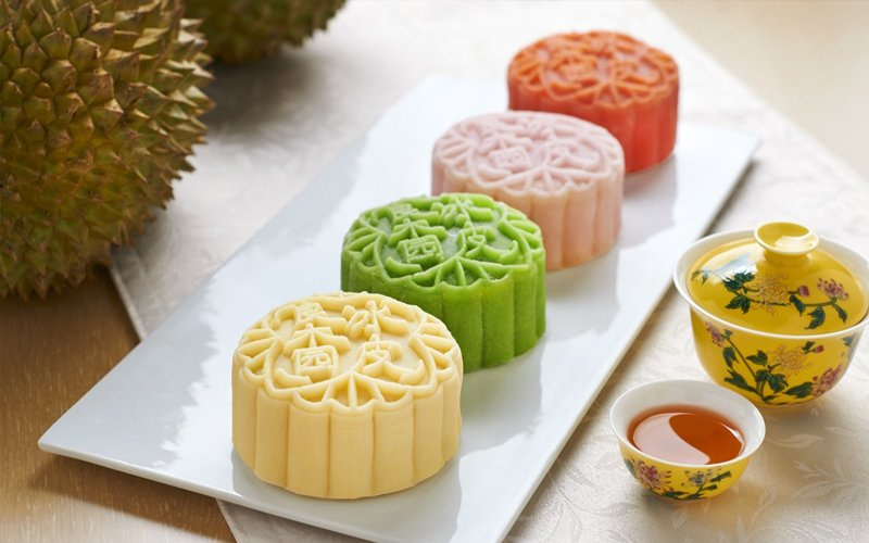5 unique mooncakes to be over the moon for this Mid-Autumn Festival