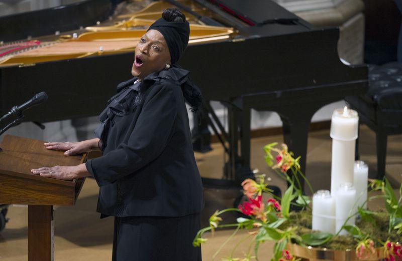 US opera singer Jessye Norman dies at 74