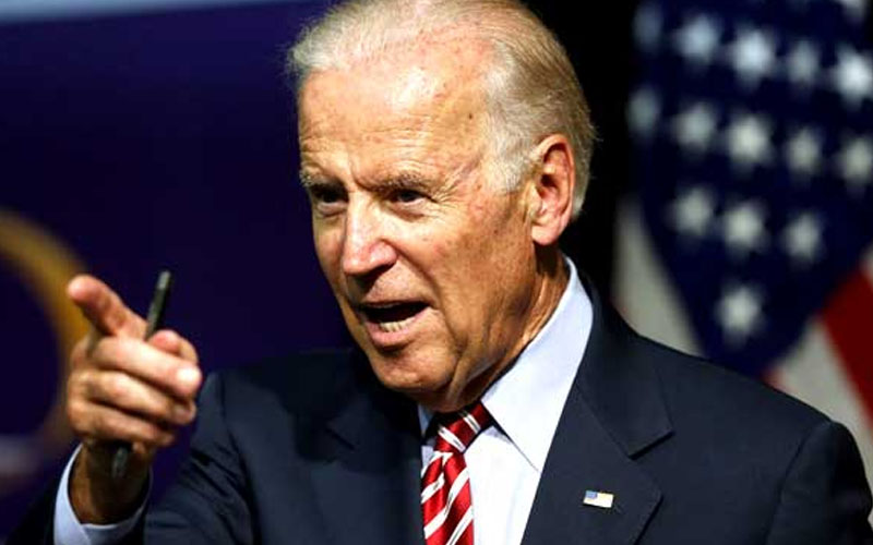 Biden Proposes Assault Weapon Ban, Gun Buybacks