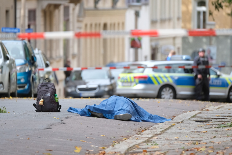Germany: Deadly shooting reported in Halle