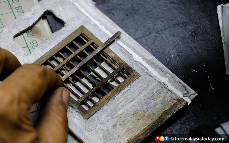 4) Eddie Putera - Miniature Diorama Artist - Hulu Langat - 11112019 - FMT