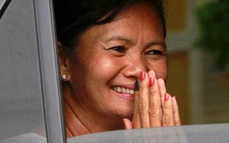 Malaysia seeking to send Cambodian Mu Sochua to 3rd country