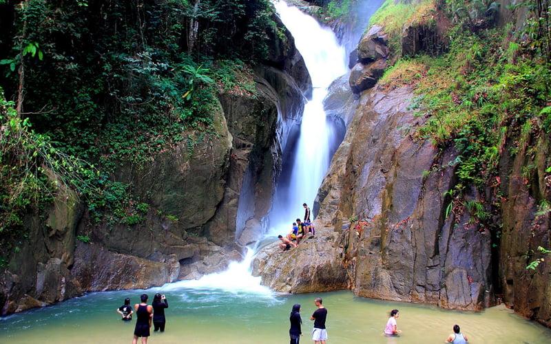 Tempat Air Terjun Di Selangor