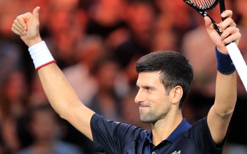 Novak Djokovic ready for 'big task' to grab 'fantastic' year-end No. 1