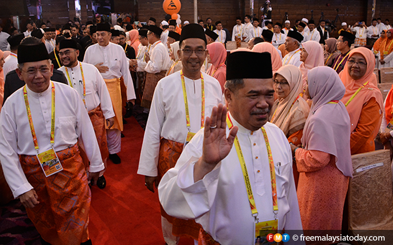Amanah's Mohamad Sabu returns as the party's president, consolidating his control of the PAS splinter party which he co-founded in 2015.