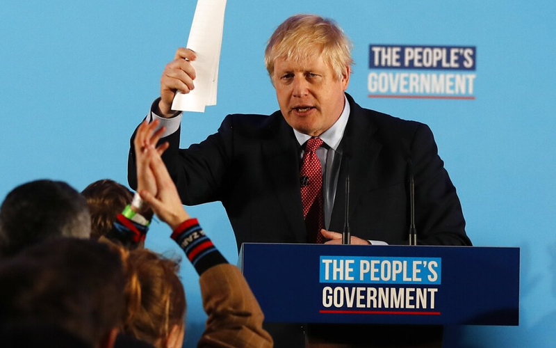 MPs Vote for Boris Johnson's EU Withdrawal Agreement