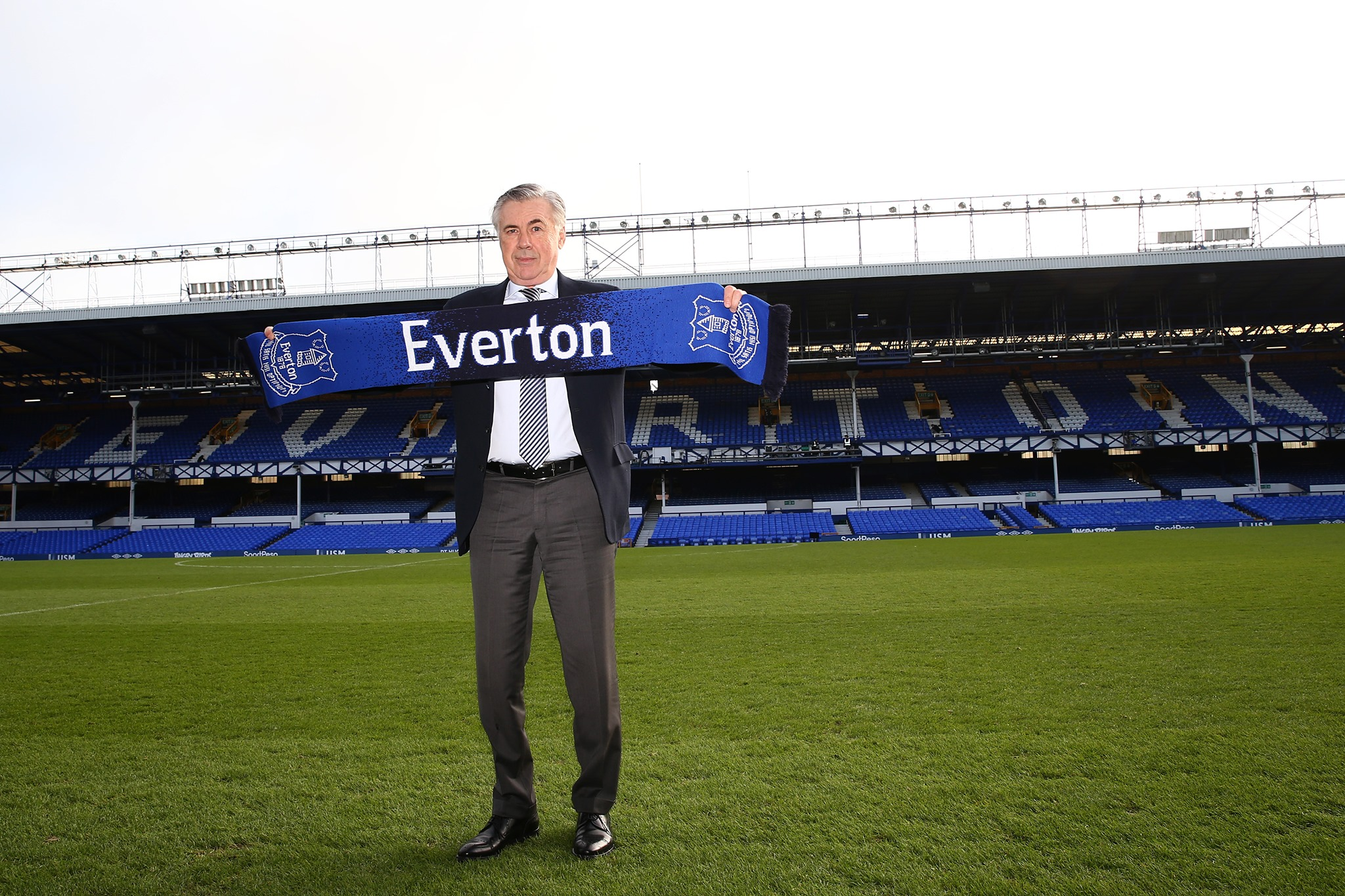 'A flawless day' - Ancelotti delighted to start Everton tenure with a win