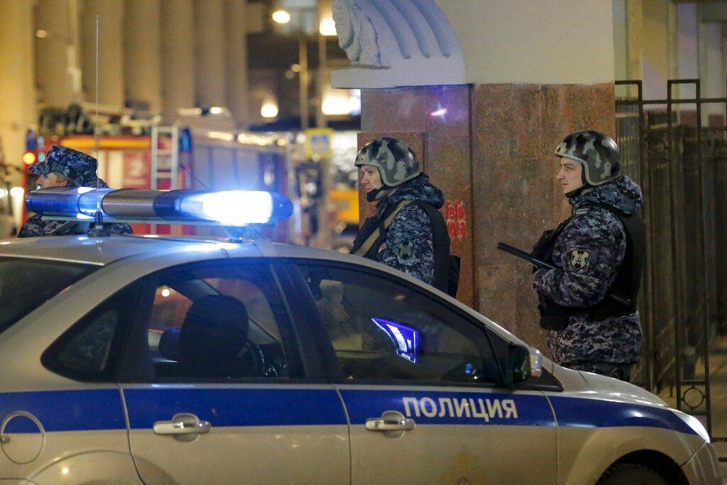 Russian teen shot dead in Muslim-majority Tatarstan after stabbing cop