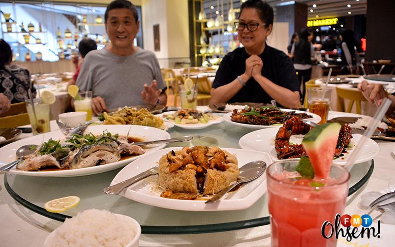 Hidangan Enak Cina Muslim Di Golden Valley Menangi Baucar Free