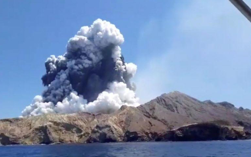 New Zealand watchdog lays charges over volcano deaths