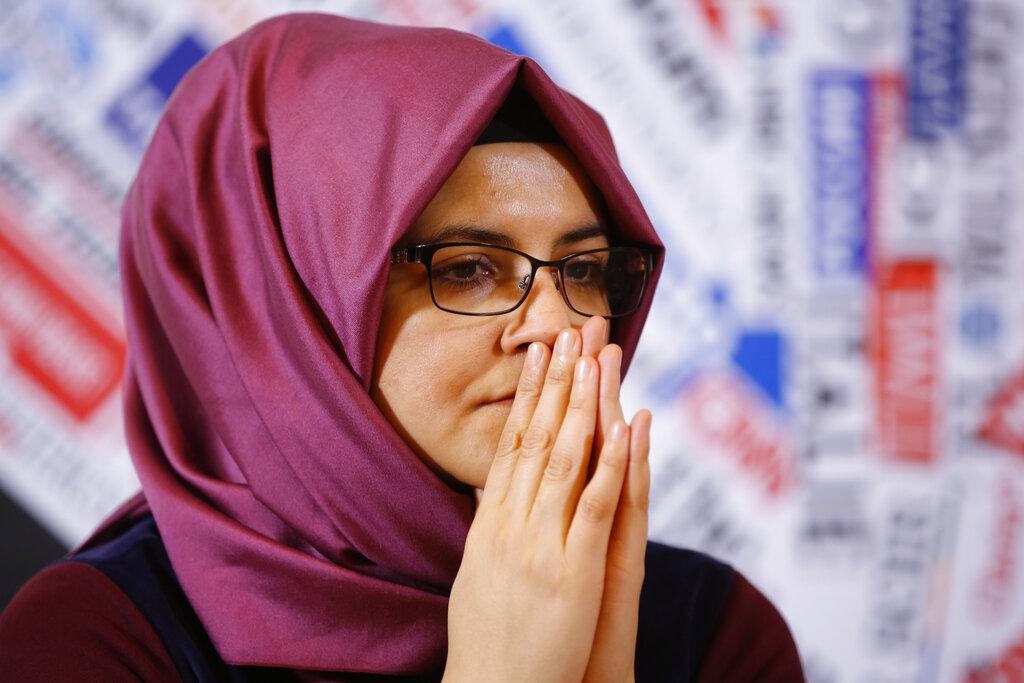 Khashoggi fiancé: stop Saudi takeover of Newcastle Utd