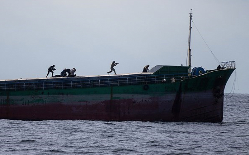Iran seizes ship, arrests 16 Malaysians - state media