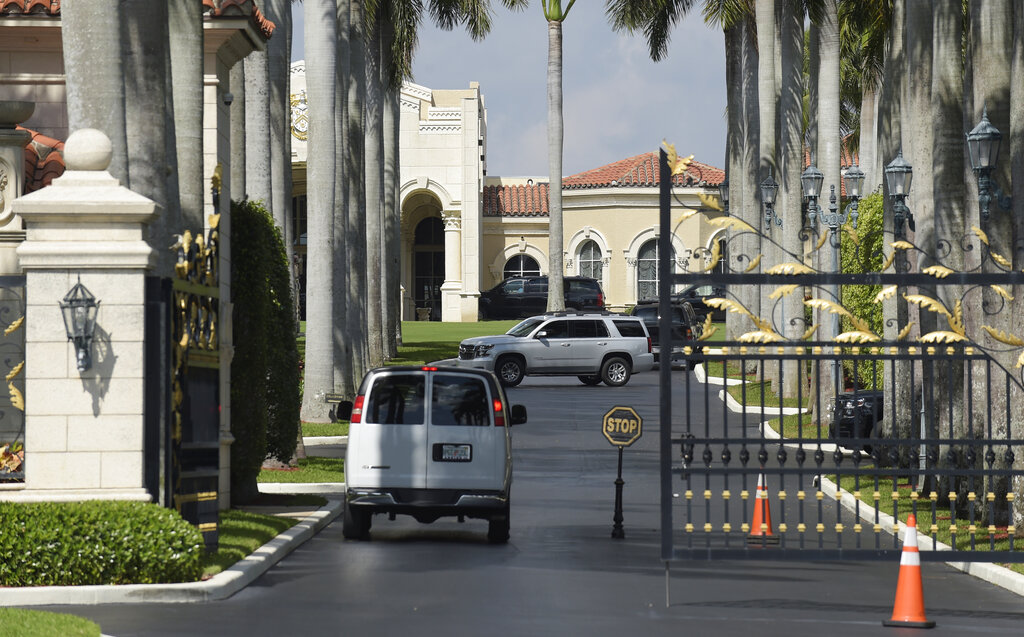 Second Chinese national busted for illegally entering Trump's Mar-a-Lago resort