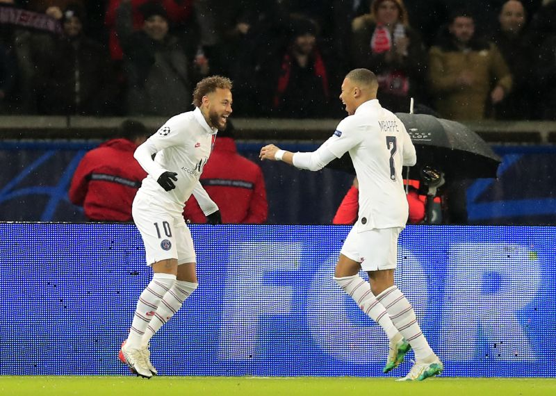 Neymar on target as PSG defeat Galatasaray 5-0