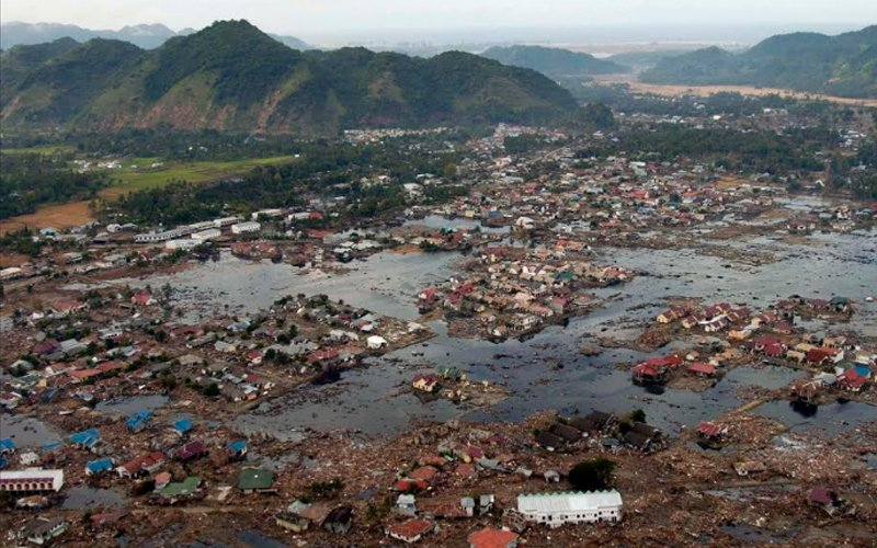Years On; Behind the Catastrophic Aceh Tsunami and natural disaster