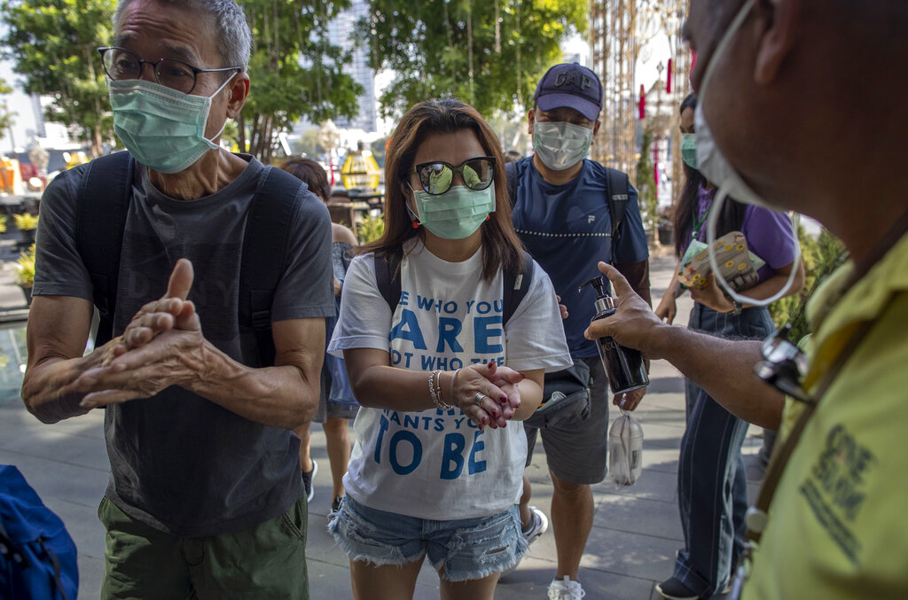 Thailand to evacuate nationals from China virus centre 'in matter of days'