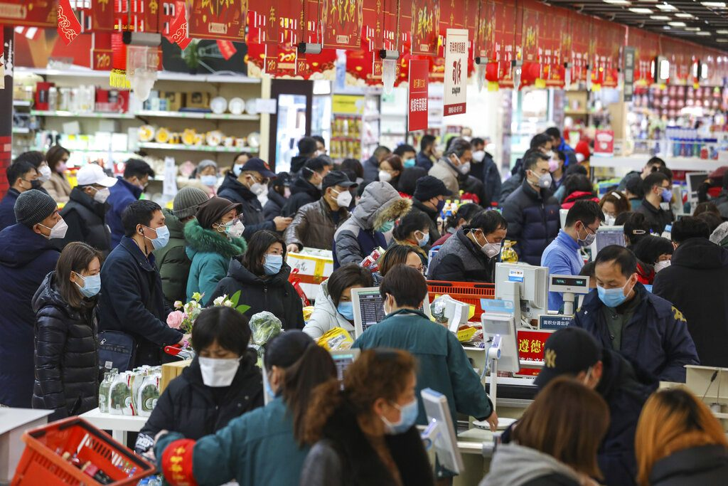 Japan and USA make plans to evacuate citizens from Wuhan