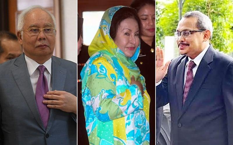 Image result for Dzulkifli said to Najib