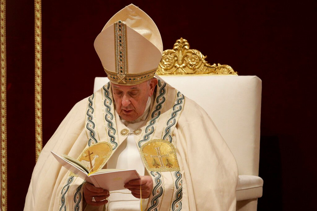 Pope Francis Offers Prayers for Victims of Coronavirus