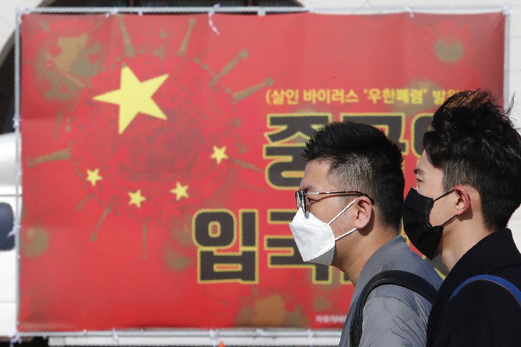 USA Renews Criticism of China's Early Handling of Coronavirus Outbreak