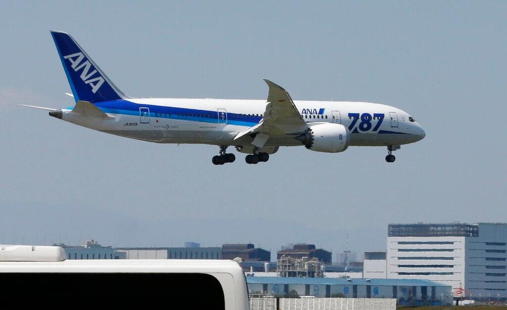 Japan's ANA shrinks fleet as it skids to record US$4.8 bil loss