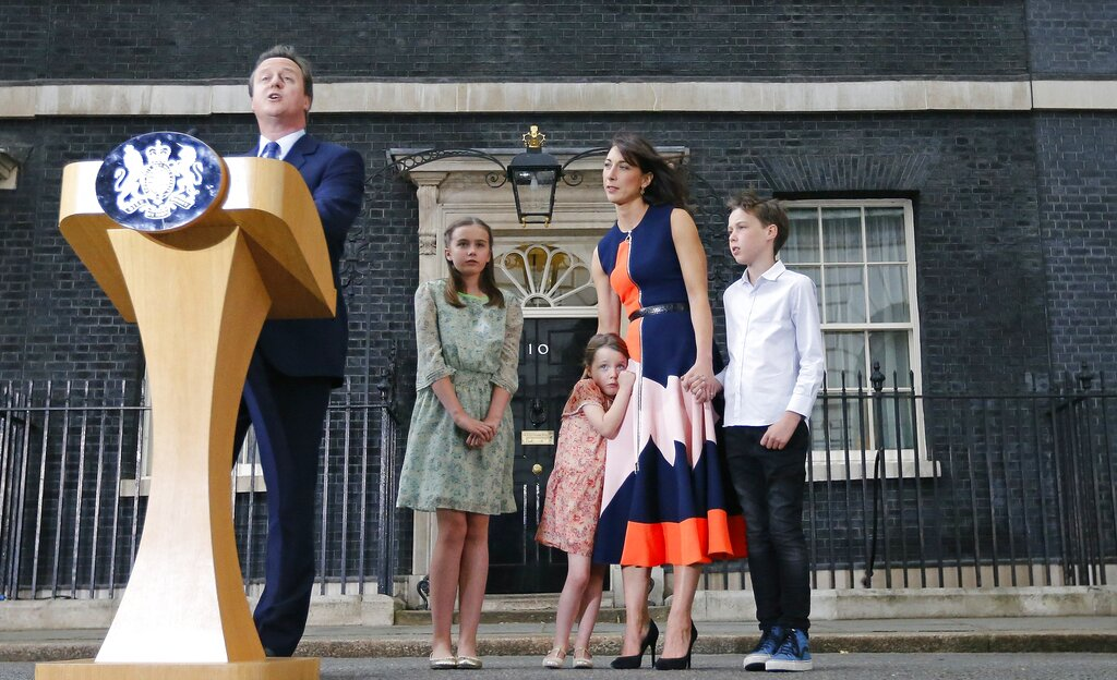 UK investigates after ex-PM bodyguard leaves gun on plane
