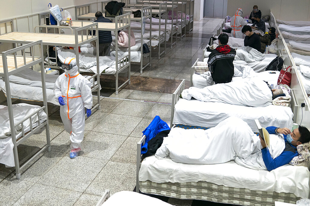 Commission: 2715 have already died in China from coronavirus