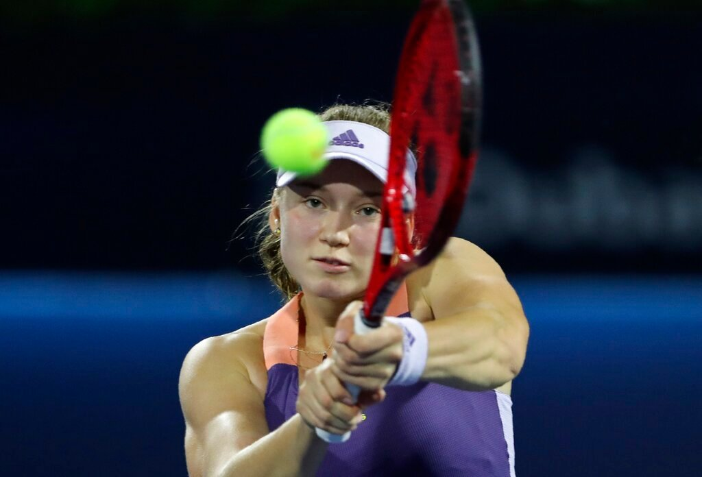 Svitolina Bencic and Kenin knocked out of Dubai Tennis Championships
