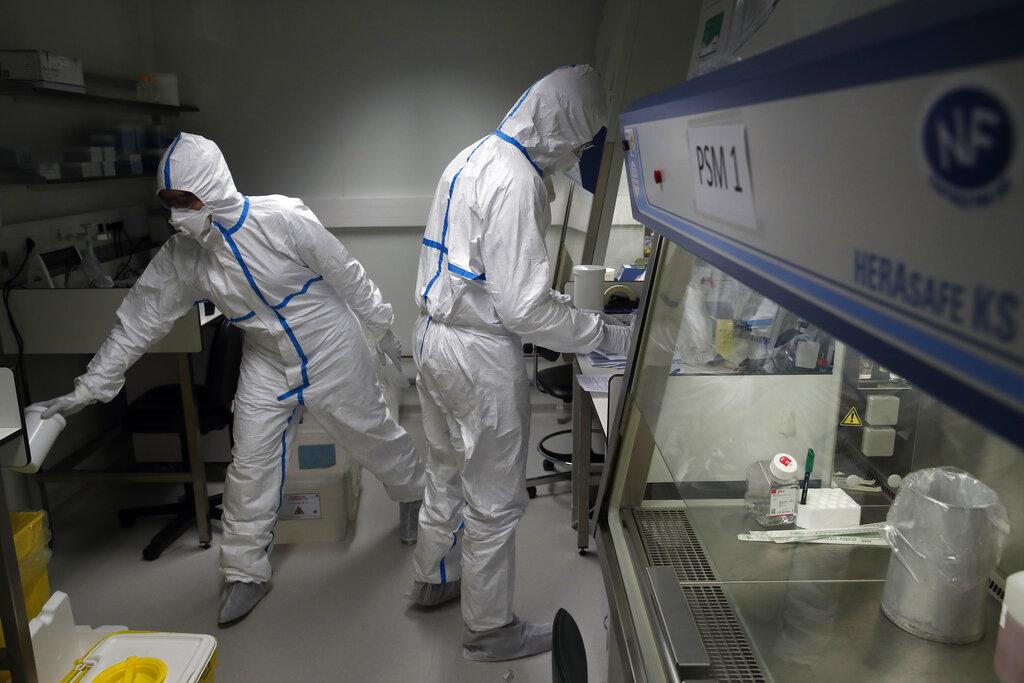 Coronavirus, hôpital Covid à San Salvatore à Pesaro, tout le reste à Fano