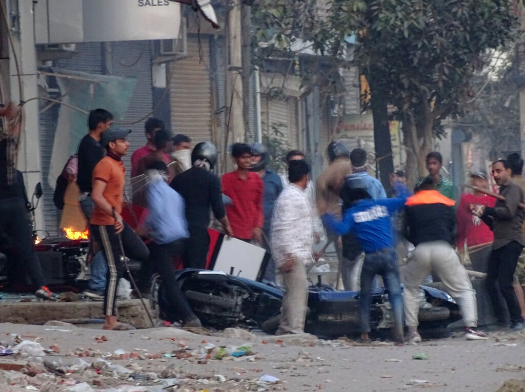 Delhi riot toll hits 13, more than 150 injured, says Indian hospital