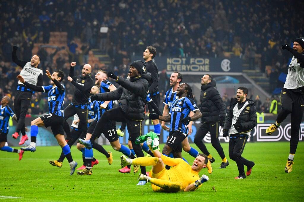 Inter Milan target Serie A top spot at Cagliari- The New ...  |Inter Milan