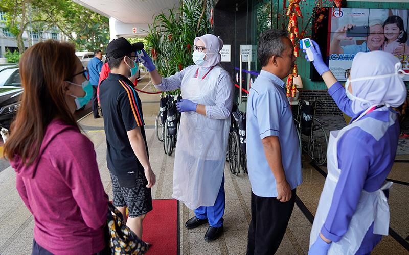 Image result for KORONA DI MALAYSIA