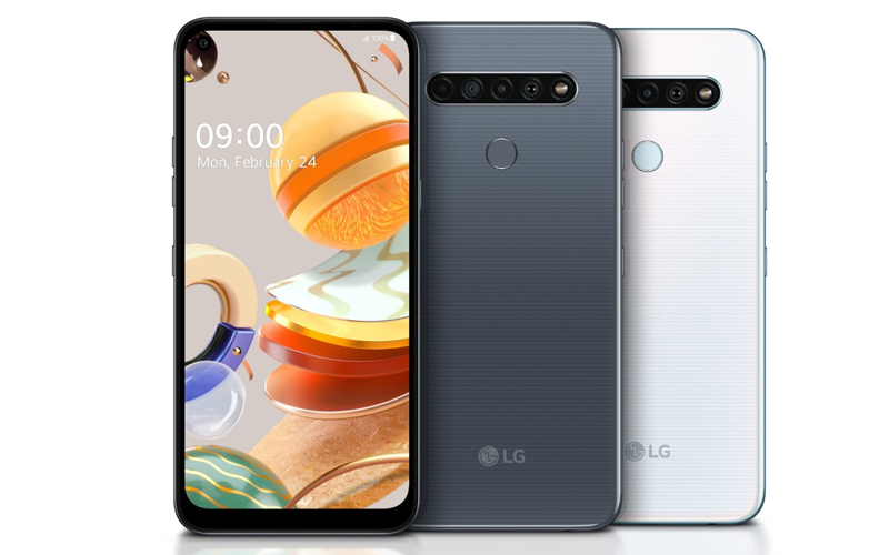 LG announces a trio of K series phones for 2020