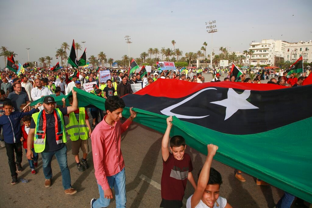 Amnesty accuses Libya of sending 22 to death in 'sham' trials