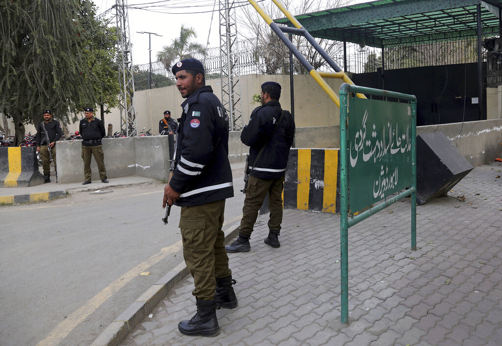 Pakistan jails cleric wanted by US, India for Mumbai attacks