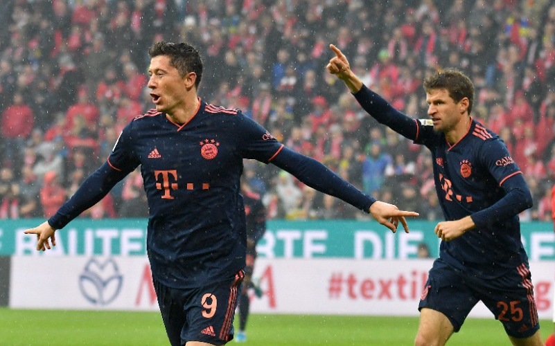 Depleted Bayern in title-clincher as Bremen fight for survival