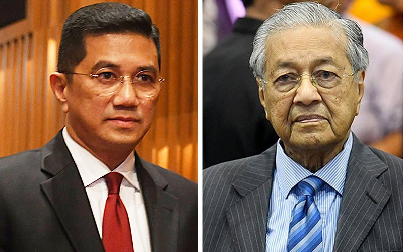 Azmin was middleman for PAS and Dr M, says Ezam | Free Malaysia Today