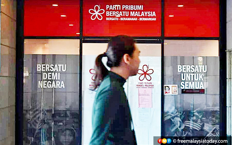 Membership of Dr M and MPs 'automatically nullified', clarifies PPBM man