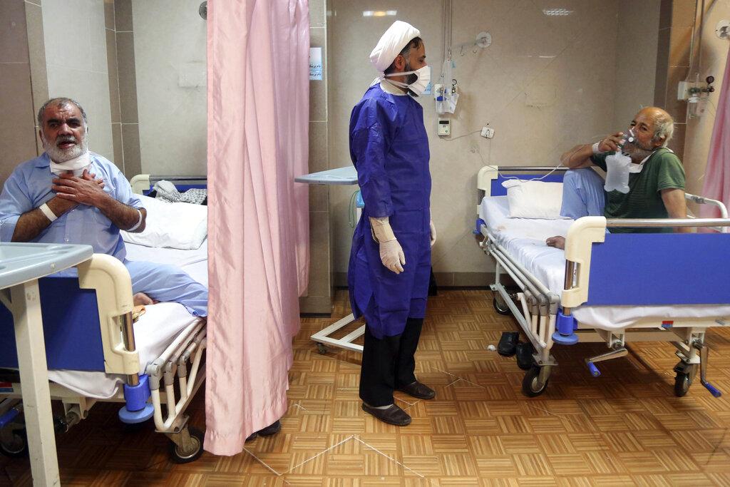 International Monetary Fund staff member at Washington headquarters diagnosed with COVID-19